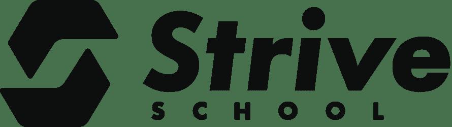 Strive School branded logo